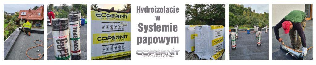 systemy hydroizolacyjne dachów i podłóg