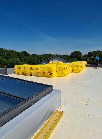 folia na dach płaski